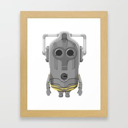Cybermin Framed Art Print