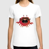 cancer T-shirts featuring Cancer by Maria Jose Da Luz