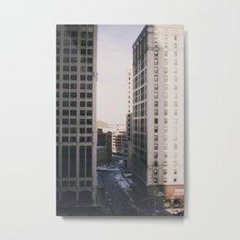 Detroit Metal Print