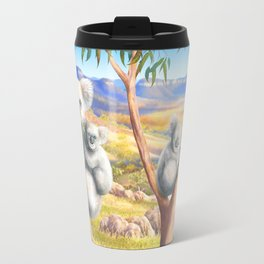 Koala and Joey Travel Mug