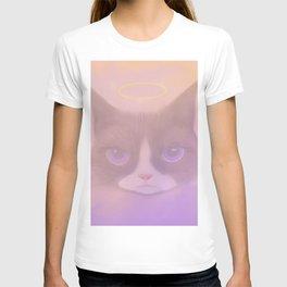 Cosmic Cat - Angel T-shirt