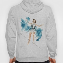 The Tightrope Walker Hoody