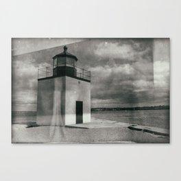 Derby Wharf Canvas Print