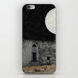 In the cosmic overwhelm iPhone Skin