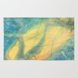 Unity - 22 Watercolor Painting Rug