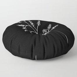 Branch Floor Pillow
