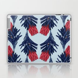 PROTEA IN COLUMBIA BLUE Laptop & iPad Skin
