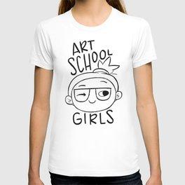 Art School Girls T-shirt
