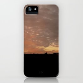 Another Early Morning iPhone Case