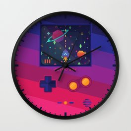 COSMO BOY Wall Clock