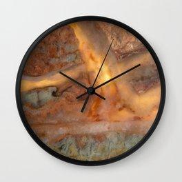 Idaho Gem Stone 24 Wall Clock