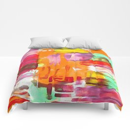 Abstract 3 Comforters