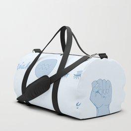 Aquarius Aesthetics Duffle Bag