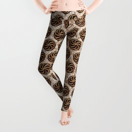 Armenian eternity sign Leggings