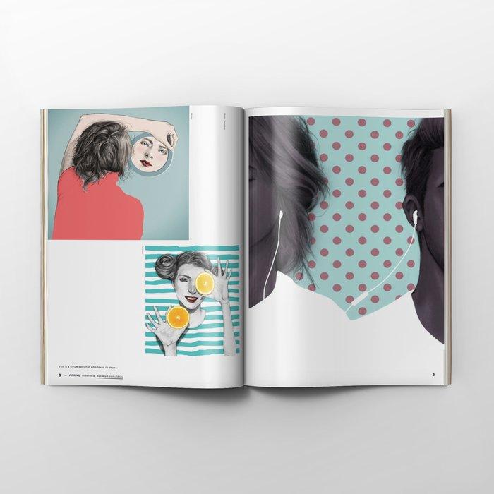 Society6 Art Quarterly / No.2.3 Editions