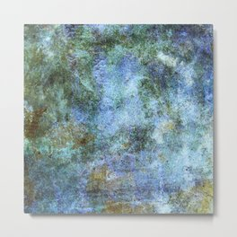 Galaxy Series: Number Six Metal Print