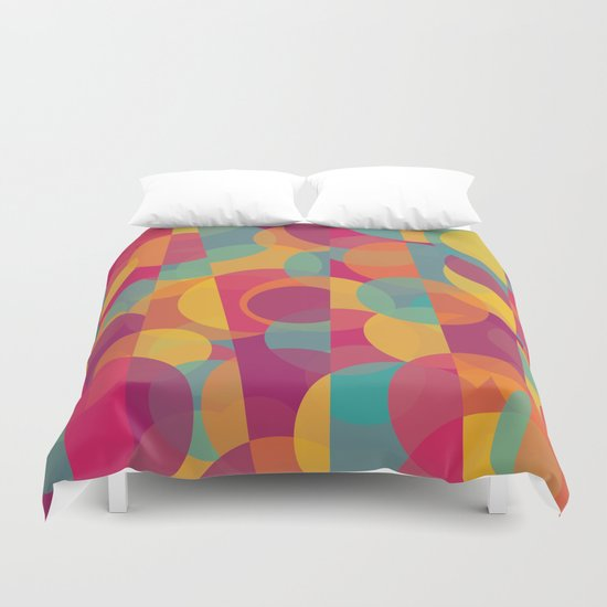 Colorful Dream Duvet Cover