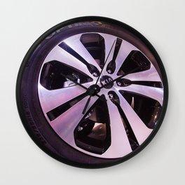 Kia Sportage Wheel Wall Clock