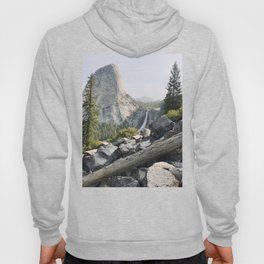 Liberty Cap and Nevada Falls in Morning Light Hoody