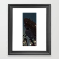 L_H Framed Art Print
