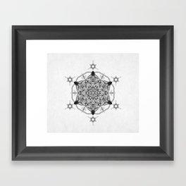 Tálamo I Framed Art Print