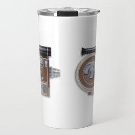 8mm Movie Camera ll Mug Travel Mug