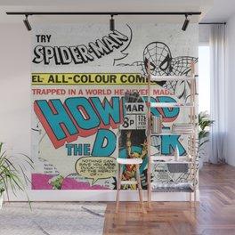 Super Heroes Nr.1 Wall Mural