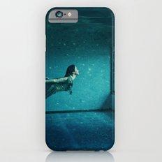swimming girl iPhone 6s Slim Case