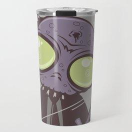 Office Zombie Travel Mug