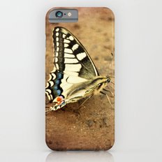 Swallowtail butterfly Slim Case iPhone 6s