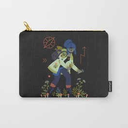 Witch Series: Plants and Herbs Carry-All Pouch