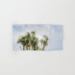 Cornish Palms Hand & Bath Towel