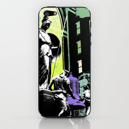 New York Bell iPhone Skin