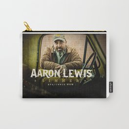 AARON LEWIS SINNER TOUR Carry-All Pouch