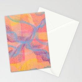 Designer Collection Orange 11 Stationery Cards