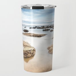 watching the tide Travel Mug