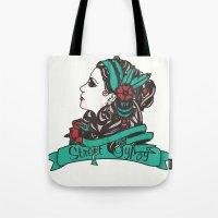 gypsy Tote Bags featuring Gypsy by Rizsoo