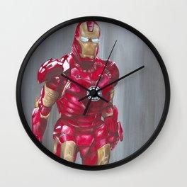 Ironman Wall Clock