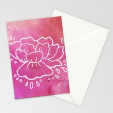 Floral No.4 Stationery Cards