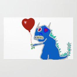 Love Monster Rug