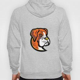 Boxer Dog Mascot Hoody