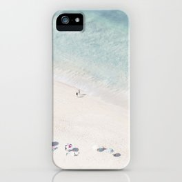 Summer Seaside iPhone Case