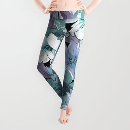 FLOWERS XI Leggings