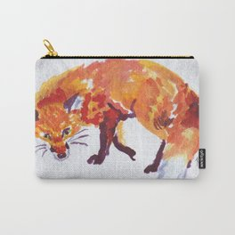 Sneaky Fox Carry-All Pouch