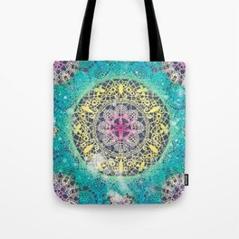 Gypsy Web Tote Bag