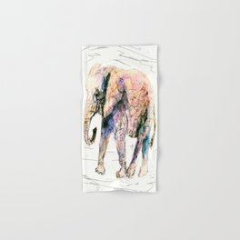 elephant queen - the whole truth Hand & Bath Towel