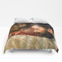 "Auguste Renoir ""Confidence"" Comforters"