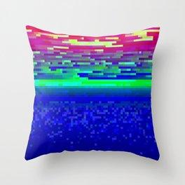 CN ON Throw Pillow