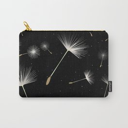 Celestial Dandelions Carry-All Pouch