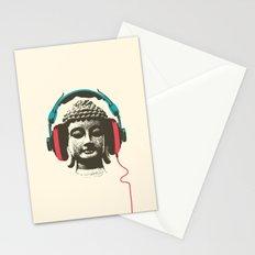 Enjoy Music Stationery Cards